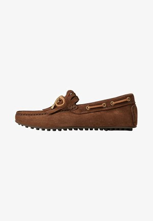FLECOS - Mocasines - brown