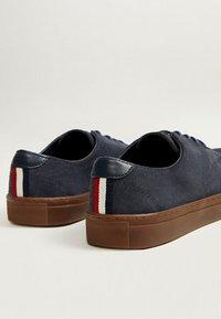 Mango - PUTXET - Sneakersy niskie - blue - 3