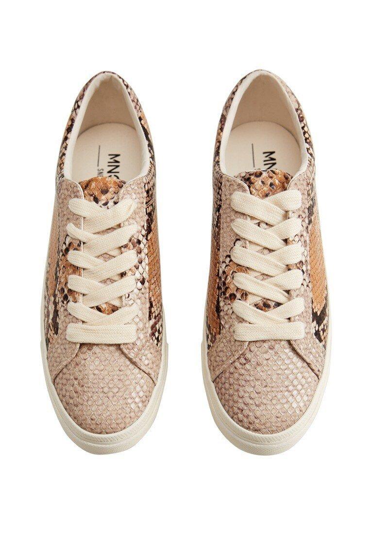 Mango DANTE1 - Sneakers - beige