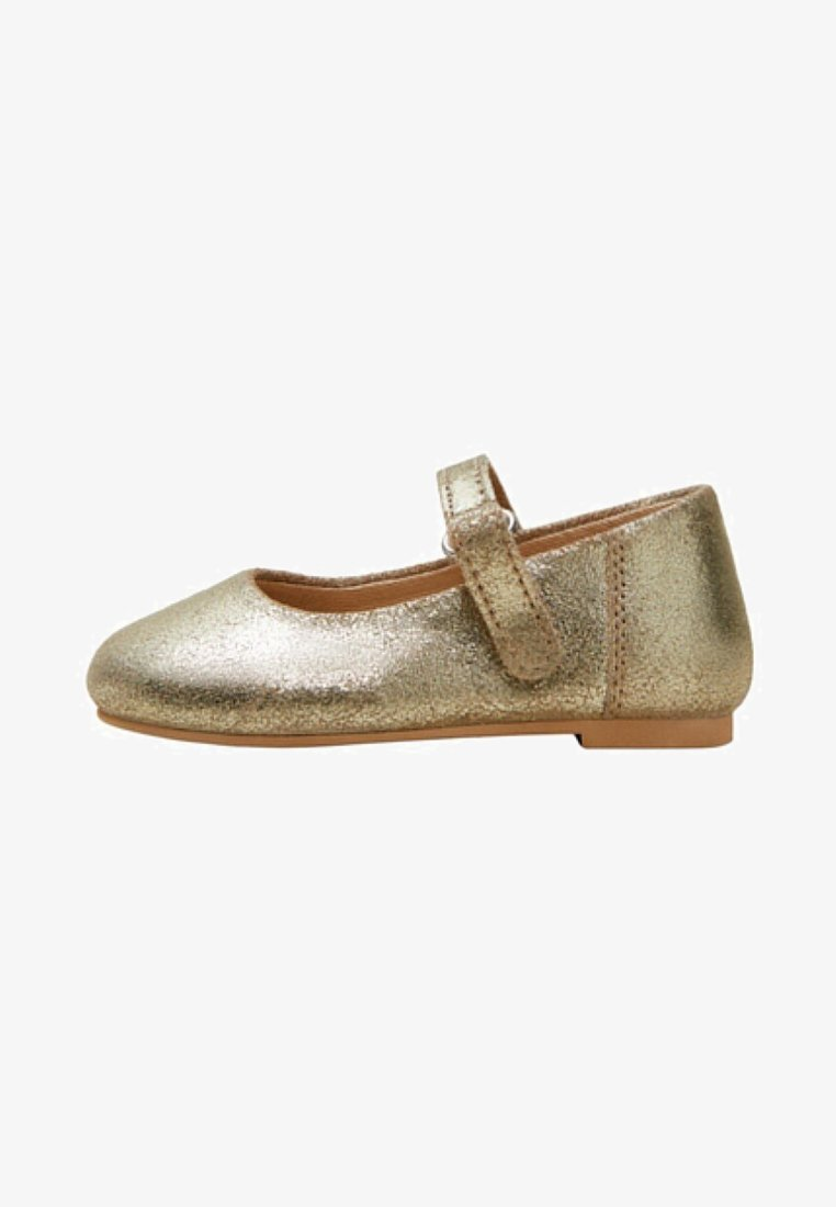 Mango - LAMIBA - Klassischer  Ballerina - gold