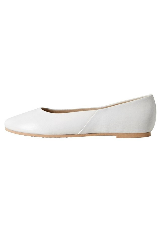 BANICO - Ballet pumps - white