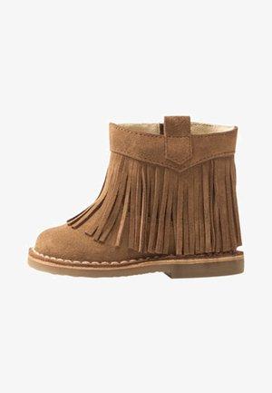 LULU - Boots à talons - beige