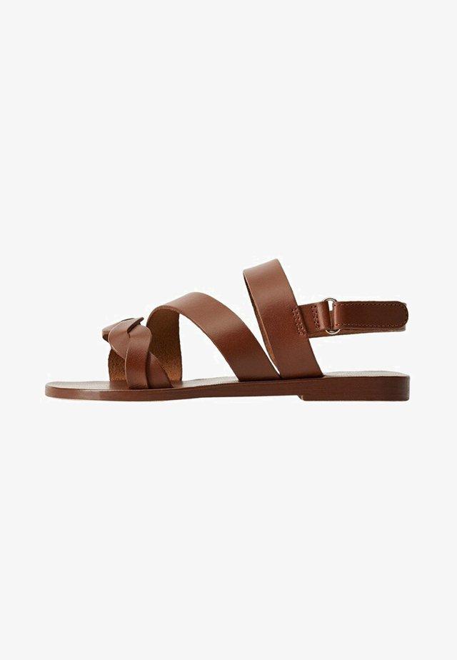 BELLARA - Sandaler - brown