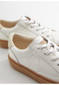 Mango - SUNBURY - Baskets basses - white - 5