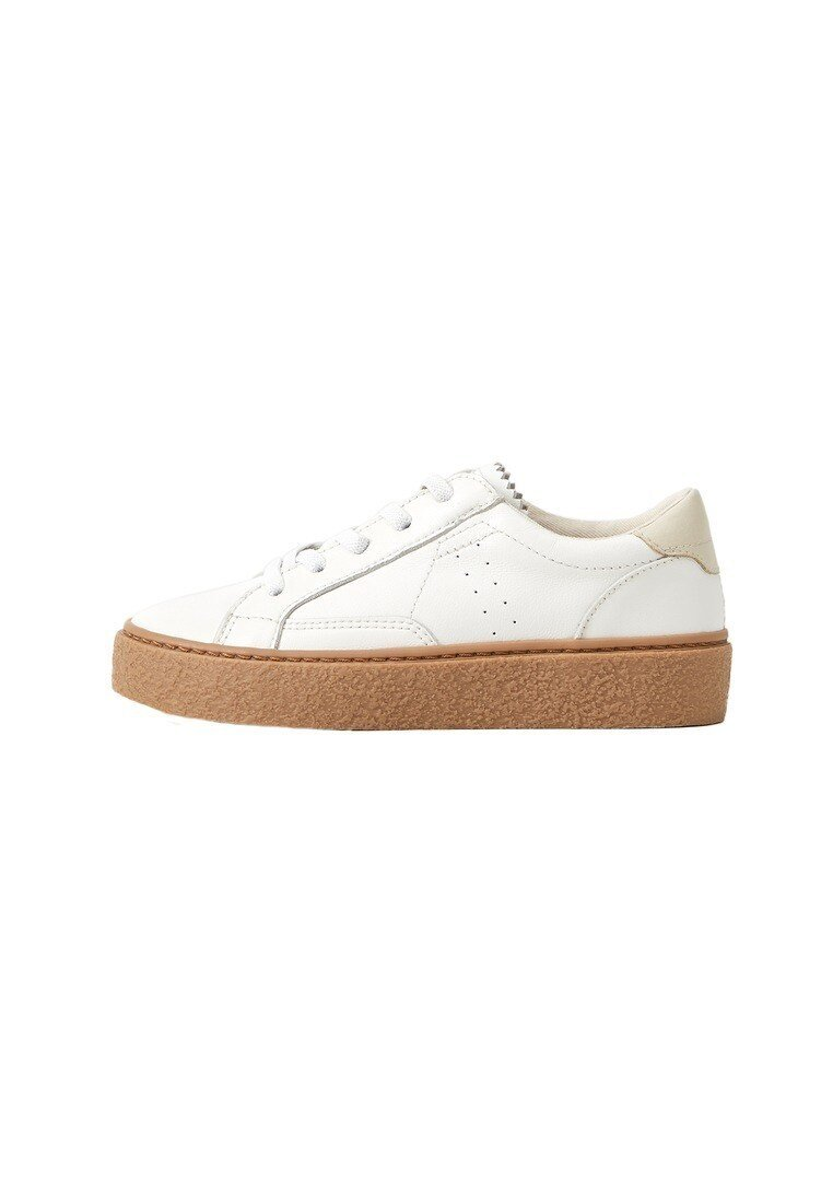 Mango - SUNBURY - Baskets basses - white