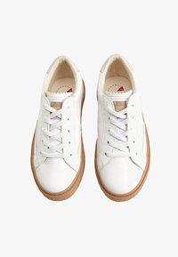Mango - SUNBURY - Baskets basses - white - 1