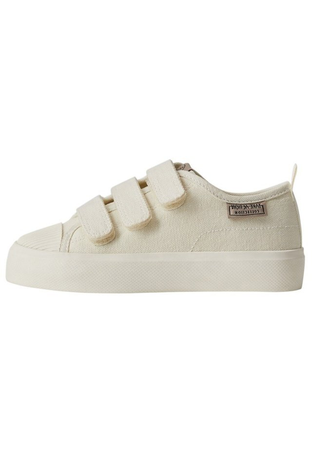 EDGEWATE - Matalavartiset tennarit - off-white