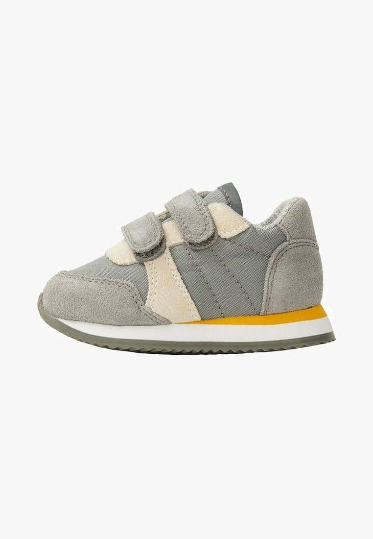 Mango - ROC - Touch-strap shoes - mottled grey