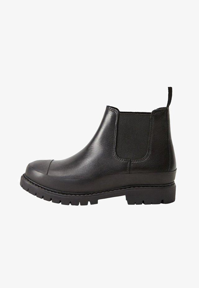 PHOENIX - Boots à talons - zwart
