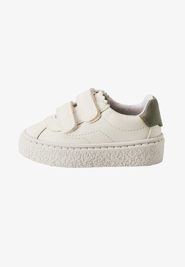 ALVINB - Babyschoenen - blanc