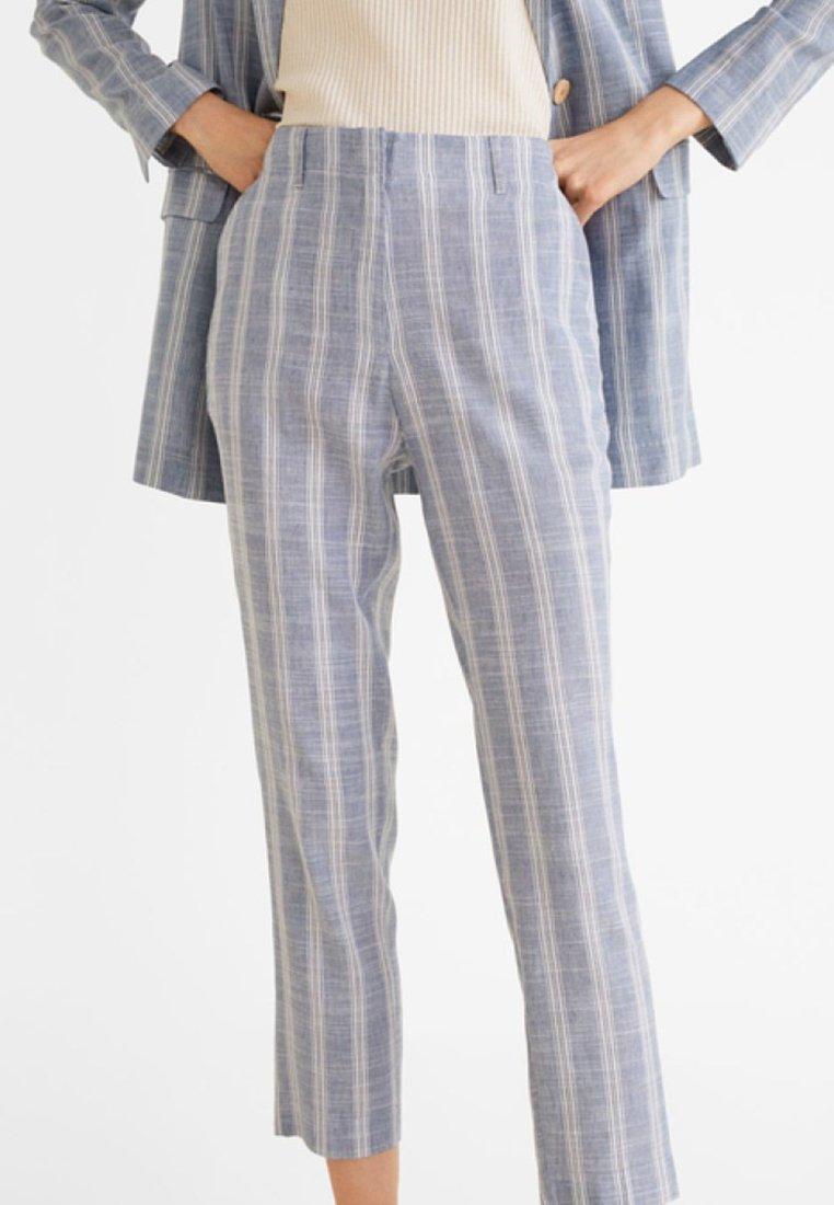 Mango - LIN - Pantaloni - light bluelight blue