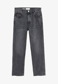 Mango - SAYANA - Straight leg jeans - open grey - 3