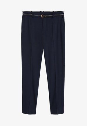 BOREAL - Trousers - dark blue