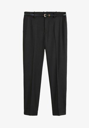 BOREAL - Trousers - black