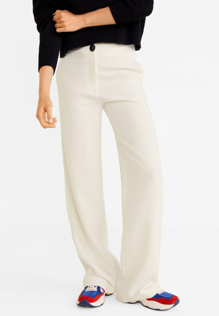 Mango - SIMON - Trousers - beige