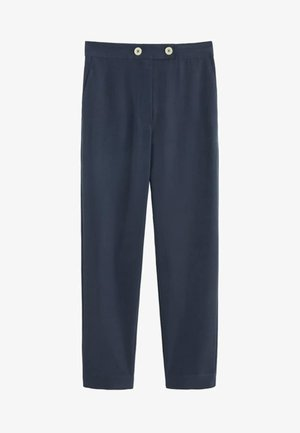 TEMPO - Trousers - blue