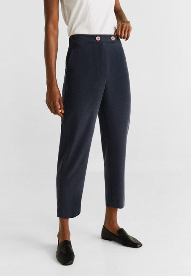 Mango - TEMPO - Pantalon classique - blue