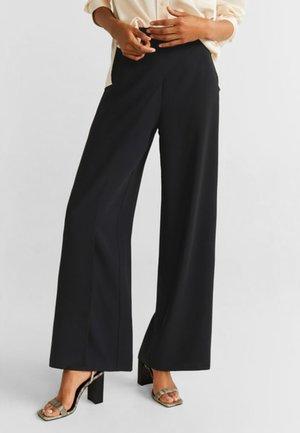 MALVA-A - Pantalon classique - black