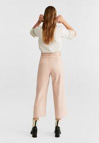 Mango - CHANDLER-H - Pantalon classique - pastel pink - 2