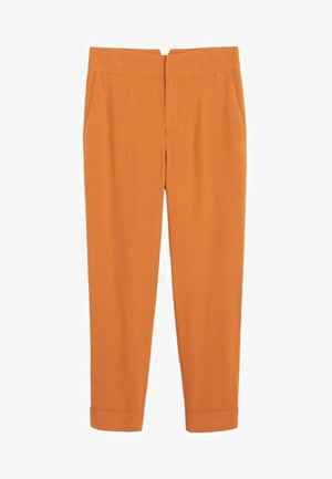 TULIPAN - Kangashousut - orange