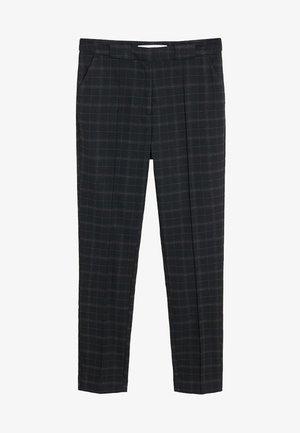WARM - Trousers - black