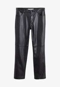 Mango - LILLE - Trousers - black - 3