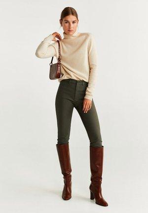 ISLAND - Pantalon classique - kaki