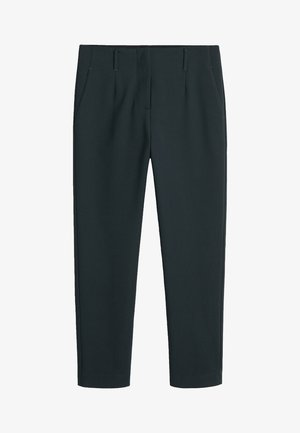 ALBERTON - Trousers - dark green
