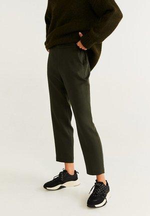 GOMA - Pantalon classique - khaki