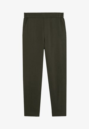 GOMA - Trousers - khaki