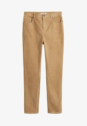 GRACE - Trousers - beige