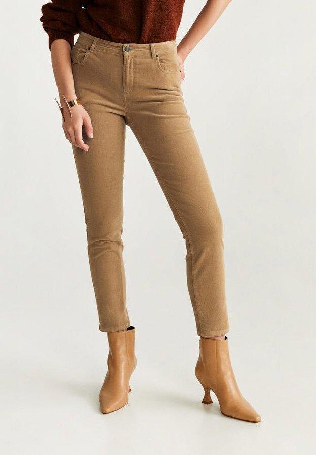 Mango - GRACE - Trousers - beige