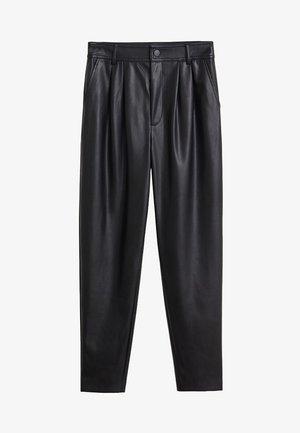 MARTINA - Spodnie materiałowe - brown