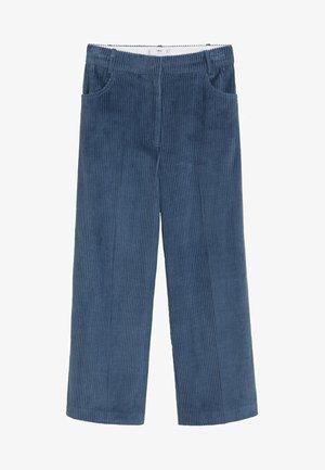PAN - Pantalon classique - blue