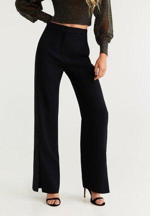 EVENT - Pantalon classique - black
