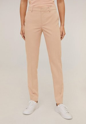 BOREAL6 - Suit trousers - rosa