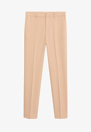 BOREAL6 - Pantalon de costume - rosa