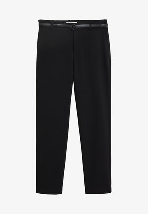 BOREAL6 - Suit trousers - black