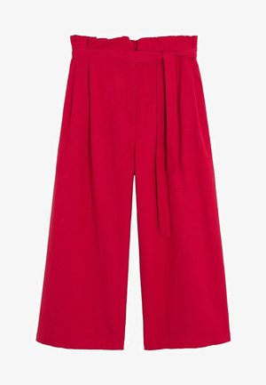 RUBENS-H - Trousers - red