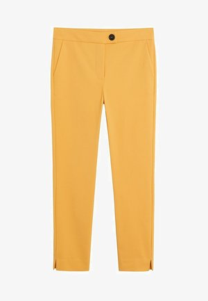 COFI6 - Chinos - mustard yellow