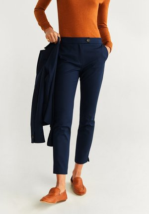 COFI6 - Chinos - royal blue