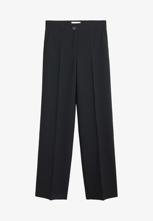 SIMON - Pantaloni - black
