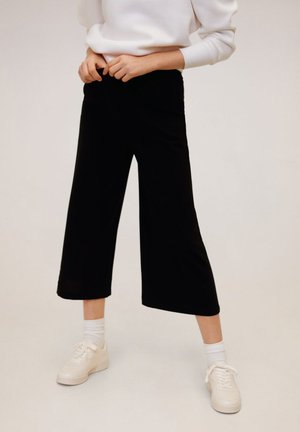 JESSICA - Trousers - black