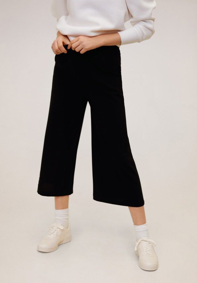 JESSICA - Pantaloni - black