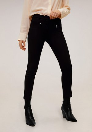 SAMUEL - Pantalon classique - black