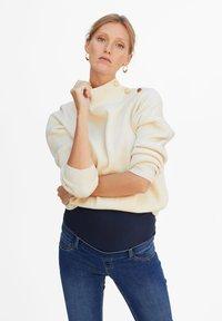 Mango - PITIMAT - Jeans Skinny - medium blue - 3