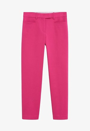 ALBERTO - Pantalon classique - fuchsia
