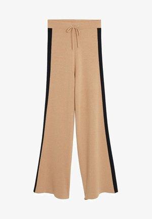 BANDY - Pantalon classique - medium brown