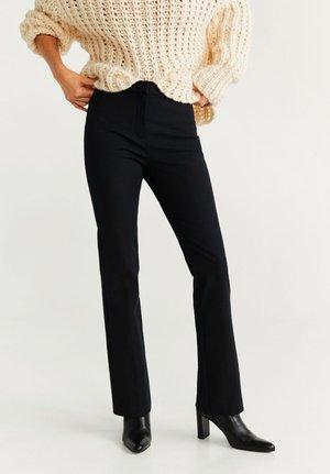 SAMANTHA - Pantaloni - black