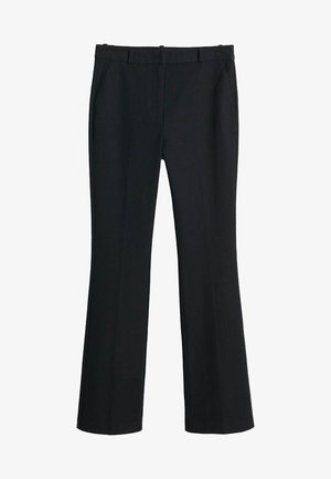 SAMANTHA - Pantalon classique - black